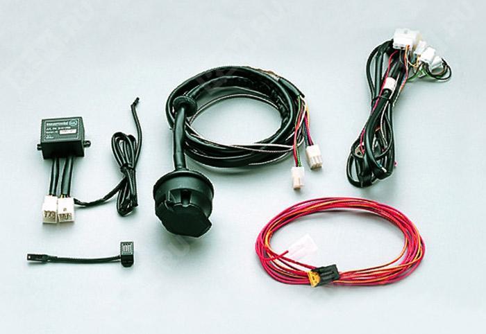 Проводка фаркопа 7 pin 99000990YV065