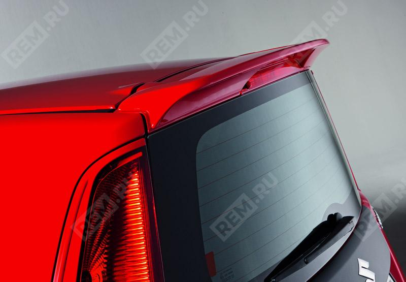 Спойлер двери багажника, грунтованный 990E051K05000