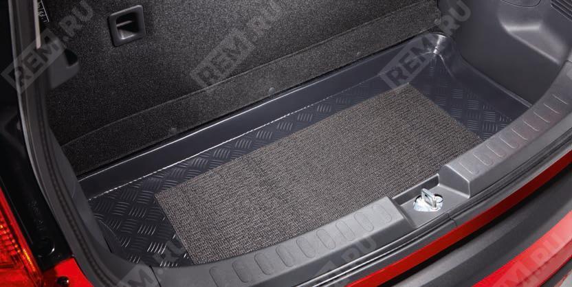 Поддон в багажник (для а/м без органайзера) 990E051K23000
