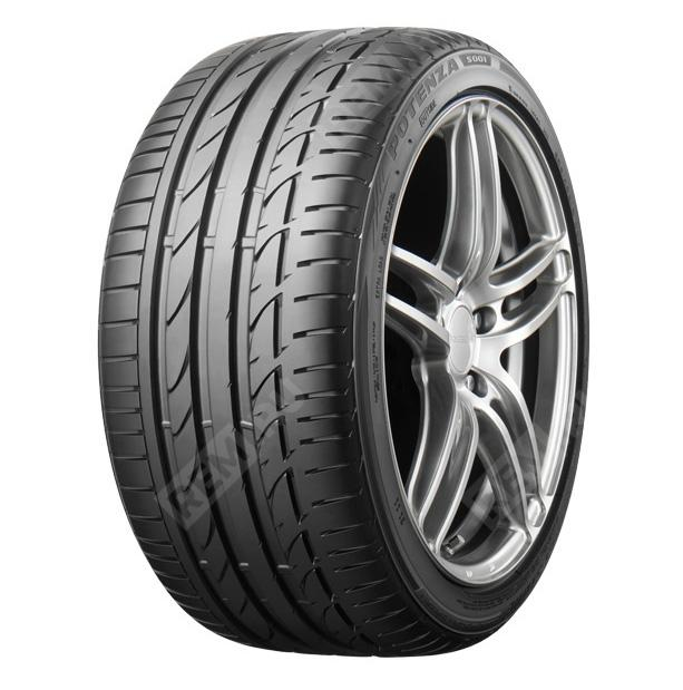 Фото Автошина, XL, летняя, Bridgestone Potenza S001, 225/55R16 99W 11798