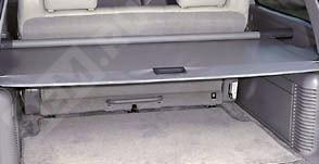 Фото Шторка багажного отделения, черная 15244021