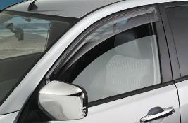 Дефлекторы окон передних дверей MZ313721