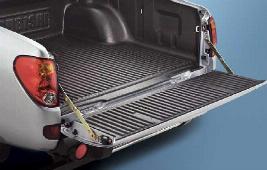 Вкладыш в кузов пластиковый, без накладки задней двери, под борт (Long) MZ314290