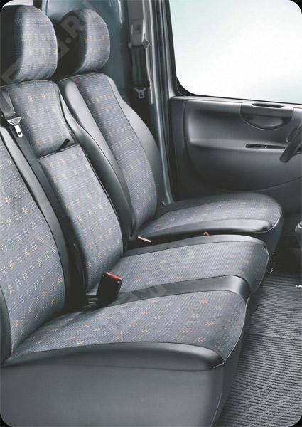 Чехол пассажирского сиденья, одинарного (с боковой подушкой безопасности) 71803671