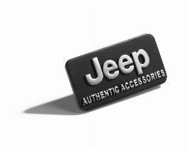 Фото Эмблема Jeep Authentic Accessories 82211201