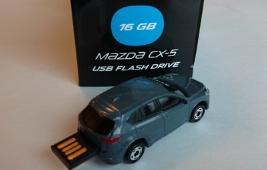 Фото USB-накопитель, в форме Mazda CX-5, 16 Gb 830077728