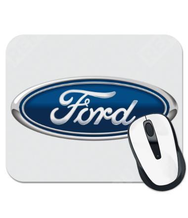 Фото Коврик для компьютерной мышки Ford Oval (размер 37х14 см) 37100026