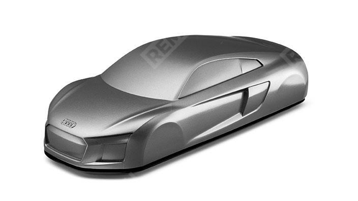 Фото Мышка компьютерная Audi R8 Grey 3291500900