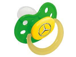 Фото Соска-пустышка, цвет зеленый B66953249