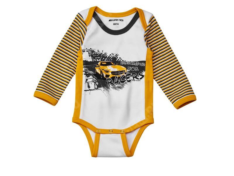 Фото Боди для младенцев, Mercedes-AMG GT, размер 68/74 B66953369