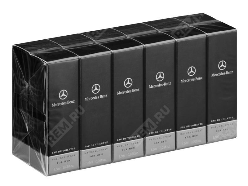 Фото Парфюмерия Mercedes-Benz для мужчин, пробники, 12 шт. B66958227