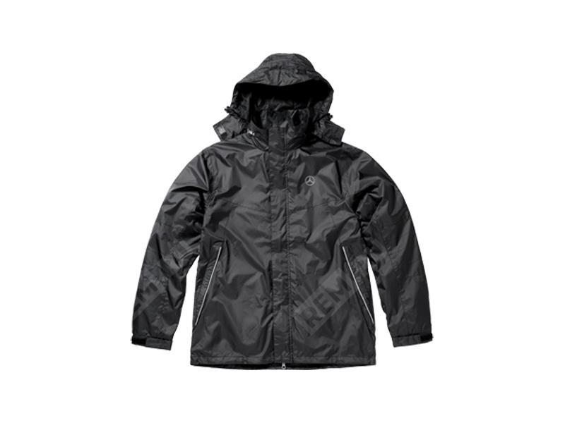 Фото Куртка непромокаемая мужская, Mercedes-Benz, размер S B66958268