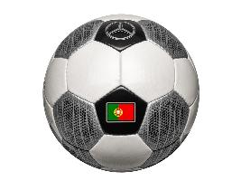 Фото Футбольный мяч, Португалия B66958596
