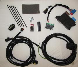 Проводка фаркопа 13 pin 1615100280