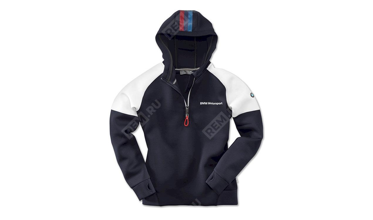 Фото Куртка с капюшоном BMW Motorsport, женская, размер XL 80142446410