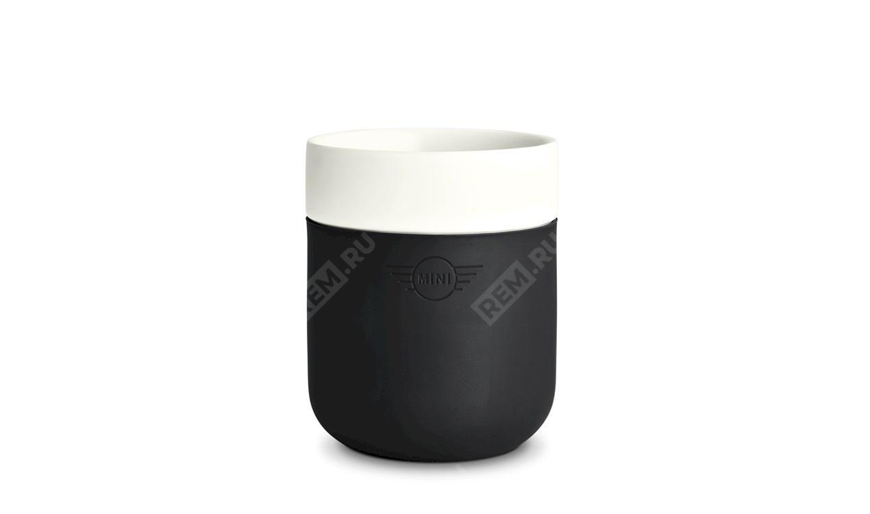 Фото Цветная чашка MINI, черный 80282445695