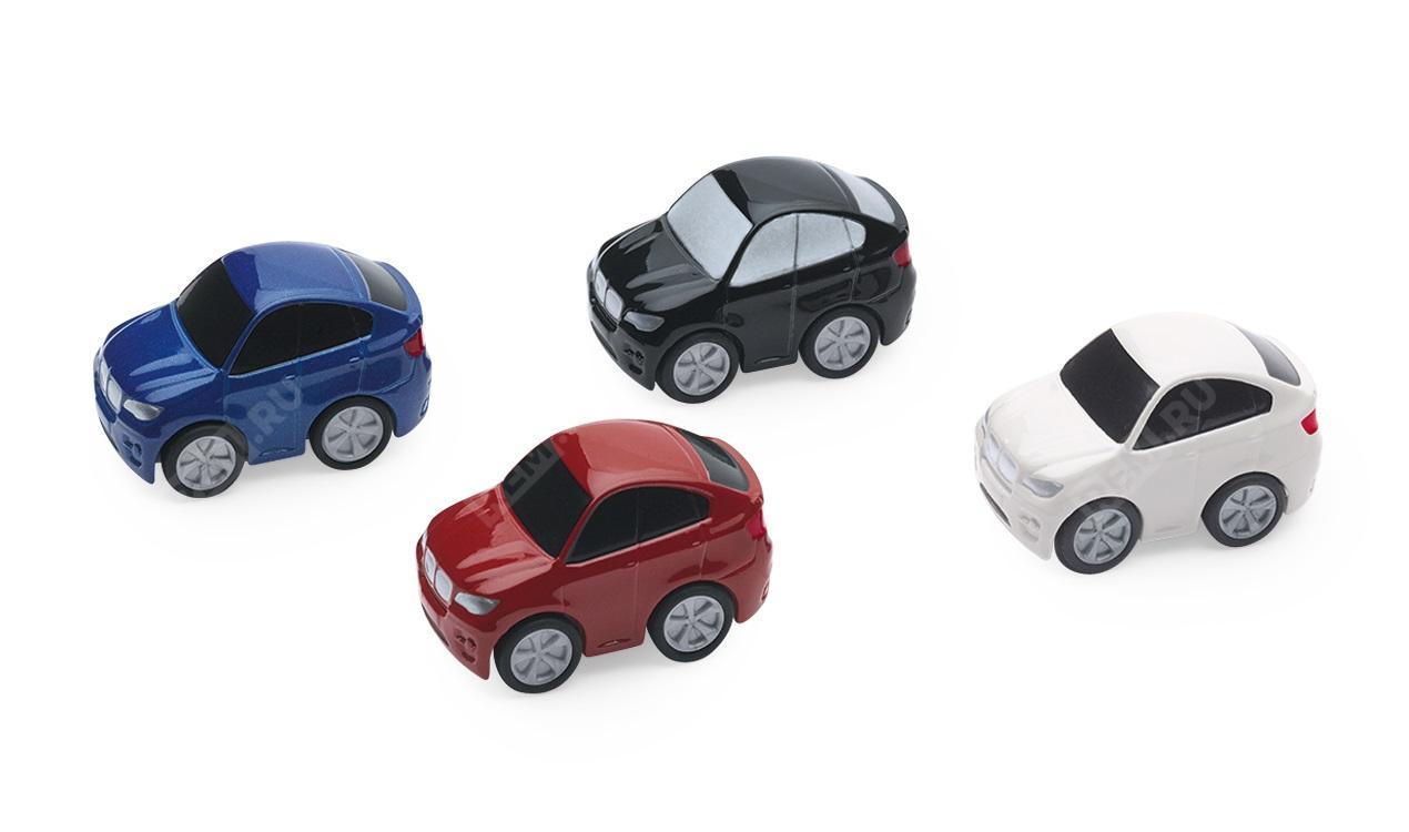 Фото Машинка BMW FUNCAR Х6, 1:100 80452357121