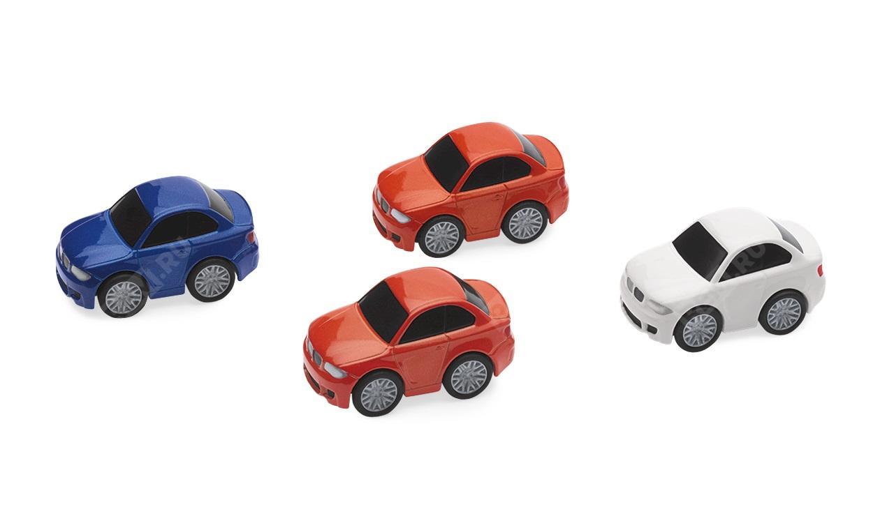 Фото Набор BMW FUNCAR M Купе 1 серии, 1:100 80452357122
