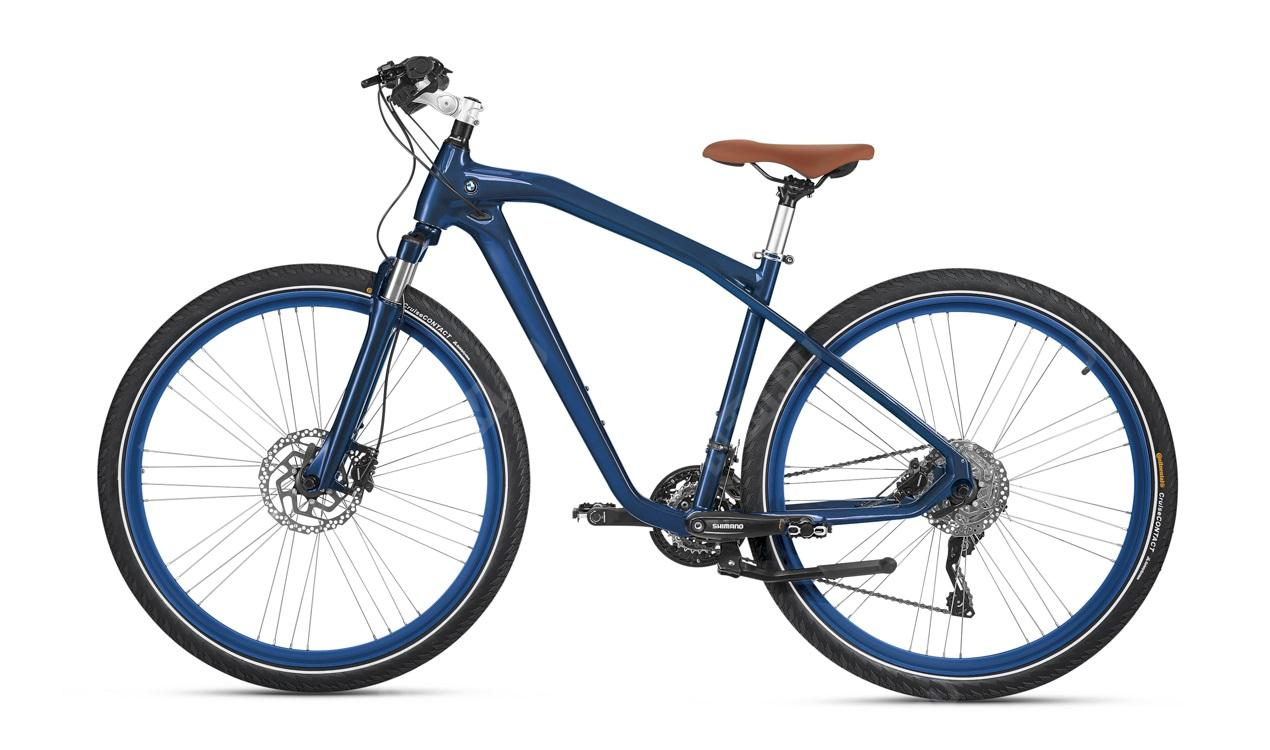 Фото Велосипед BMW Cruise, синий, размер M 80912412306