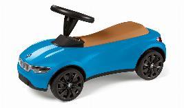 Фото Детский автомобиль BMW BabyRacer lll, бирюзовый/карамельный 80932413783