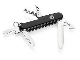 Фото Нож карманный логотип VW 000069692A