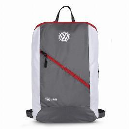 Рюкзак городской серый с белыми вставками размер:28х42х14см MFAP24363SVO