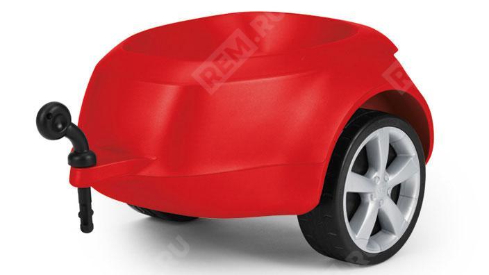 Фото Прицеп к детскому автомобилю Audi Junior Quattro Trailer Red 3201200220