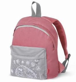 Рюкзак розовый Toyota (девочки) TMDR15G040