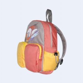 Рюкзак красный машинка Toyota (унисекс) TMDR26B040