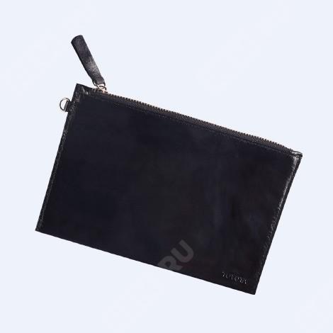 Фото Черный клатч с логотипом Toyota в индивидуальной коробке TMSUV03CLU