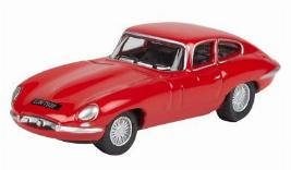 Модель автомобиля Jaguar E-Type, Scale Model 1:76, Carmen Red JBDC560RDA