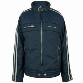 Фото Куртка для мальчиков, цвет темно-синий, возраст 5-6 JBJC538NVQ