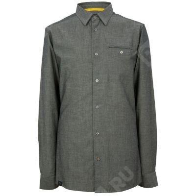 Фото Рубашка мужская, цвет серый, размер XXL JCSM309GYG