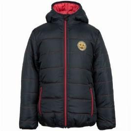 Фото Куртка зимняя для девочек, цвет темно-синий, возраст 4 JDJC808NVP
