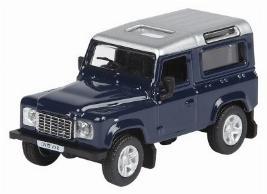 Фото Модель автомобиля Land Rover Defender 2013, Scale Model 1:76, Tamar Blue LBDC541BLA