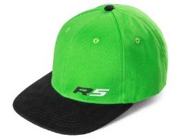 Фото Бейсболка Skoda Motorsport Baseball Cap, R5, Green/Black 000084300AP