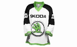 Фото Хоккейное джерси Skoda, размер L 22024L