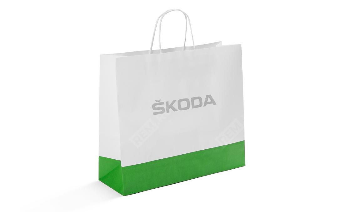 Фото Бумажный пакет Skoda 51472