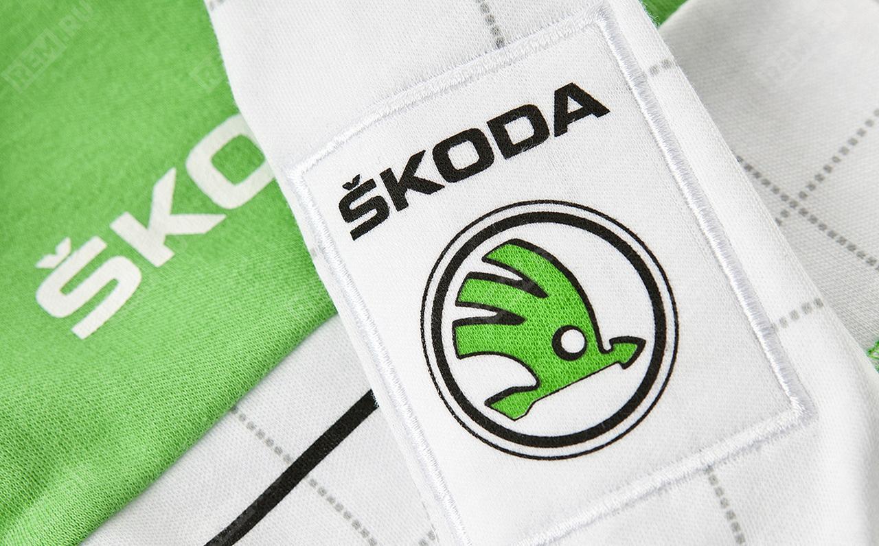 Фото Комбинезон детский Skoda Motorsport v74 3111374