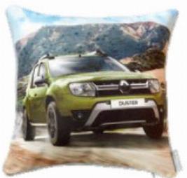 Фото Декоративная автомобильная подушка Renault Duster 7711547839