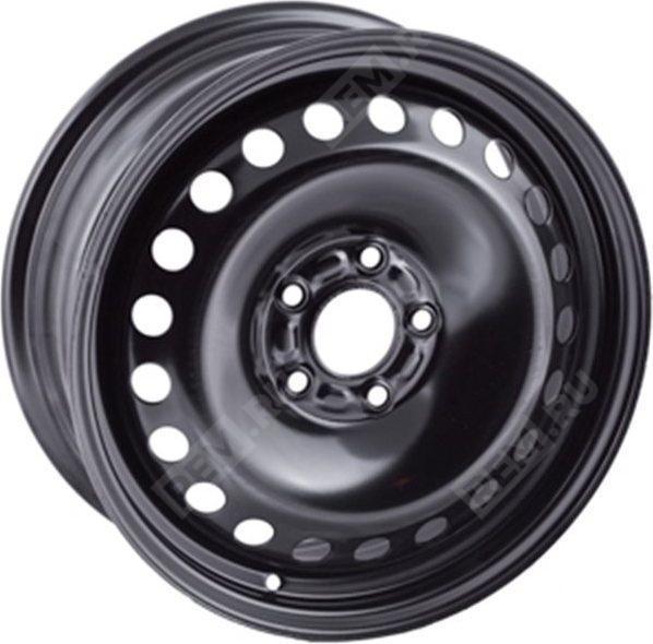 Фото Колесо в сборе R16, сталь, Michelin X-Ice 3, левое 5E0073616MNMCE
