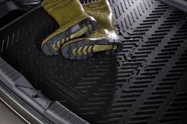 Ковер в багажник резиновый, хэтчбек BHS2V9540