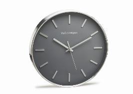 Фото Настенные часы серый/серебристый, коллекция Volkswagen 33D050810