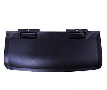 Крышка на заднюю юбку, черная 4L0807819B41