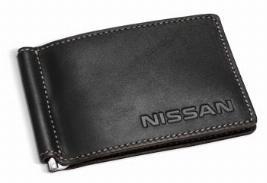 Фото Зажим для денег Nissan, черный 999MONEYCLIP