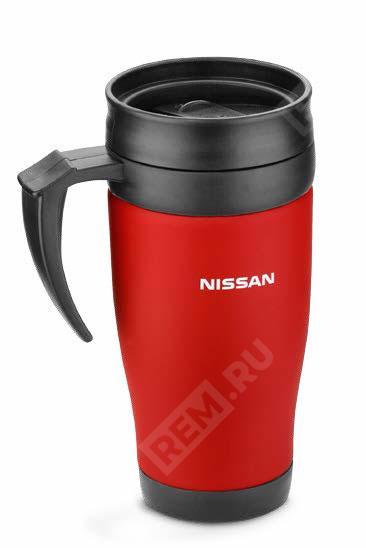 Фото Кружка термостойкая Nissan в комплекте с мелком для рисования 999REDCUPX