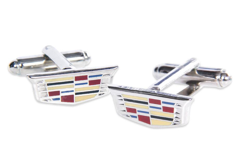 """Фото Запонки в подарочной коробке с логотипом """"Cadillac"""" 2163005"""