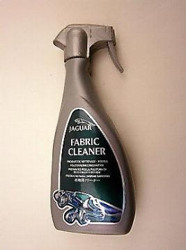 Фото Средство для очистки тканевой обивки салона Jaguar Upholstery Cleaner, 500 ml. C2A1062
