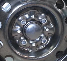 Фото Болт для стального диска 402545PA0A