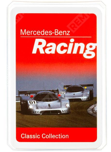 Фото Карточная игра Mercedes-Benz Racing B66043115